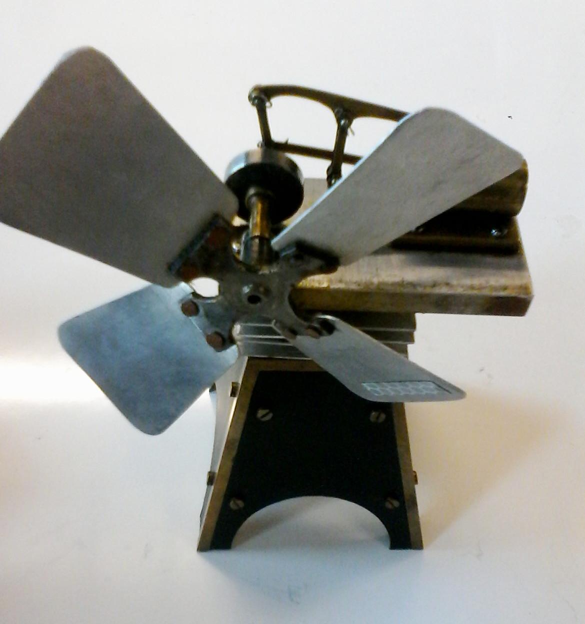 Les moteurs Stirling de Guy Mausy