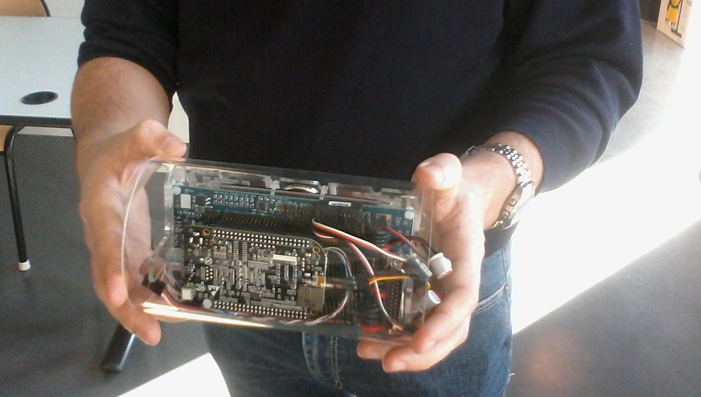 OpenROV : un véhicule téléguidé sous-marin